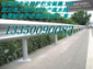 大量销售高锌3.0波形护栏防撞半圆端头